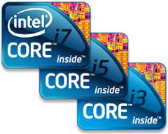 Intel i3,i5 dan i7